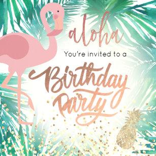 Invitations Faire Part Tropical Zazzle Fr