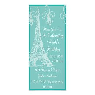 Invitation française élégante