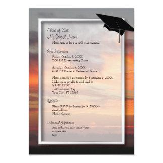 Invitation magnifique de la Réunion de classe de
