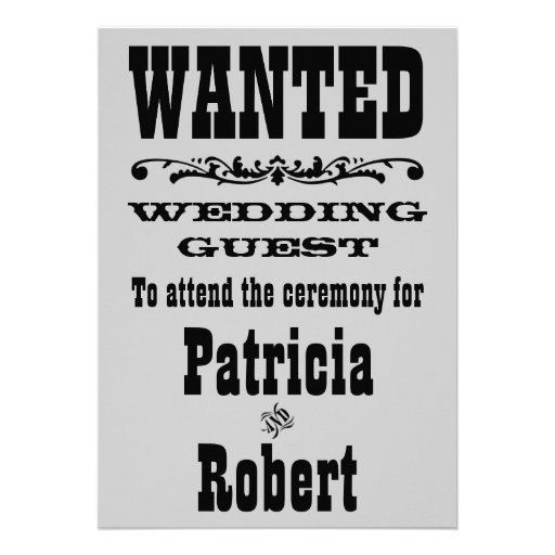 Invitation occidentale du mariage |