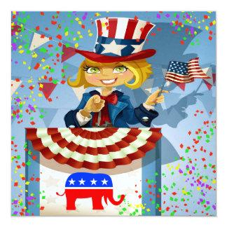 Invitation patriotique républicaine - srf