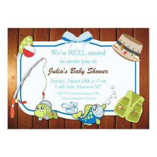 Invitation personnalisé par invitation de baby