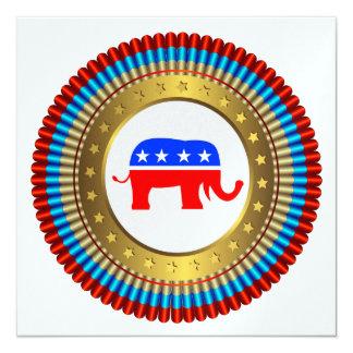 Invitation républicaine patriotique - SRF