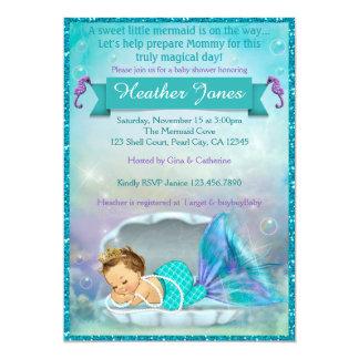 Invitations adorables #130 de baby shower de