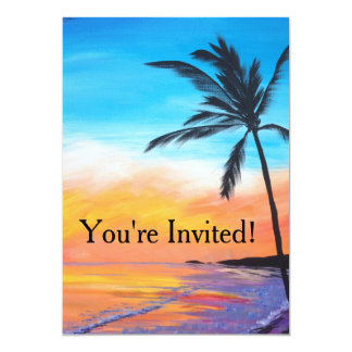 Invitations colorées à toute célébration !