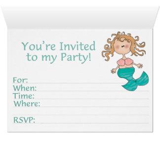 Invitations d'appoint de premier anniversaire de