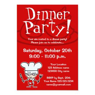 Invitations de dîner