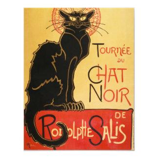 Invitations de Le Chat Noir