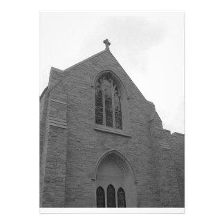 Invitations de mariage d église