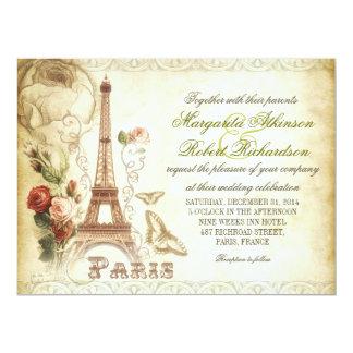 Invitations de mariage de PARIS