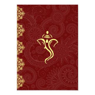 Invitations de mariage de Vinayaka