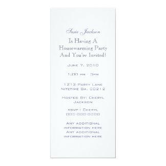 Invitations de partie de pendaison de crémaillère