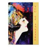 Invitations, Martha Mansfield, valeur aurifère
