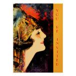 Invitations, Martha Mansfield, valeur aurifère mét