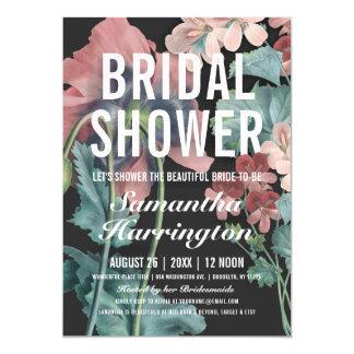 Invitations nuptiales de douche d'étreinte
