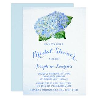 Invitations nuptiales florales de douche