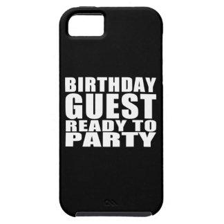 Invités Invité d anniversaire prêt à party Coques iPhone 5 Case-Mate