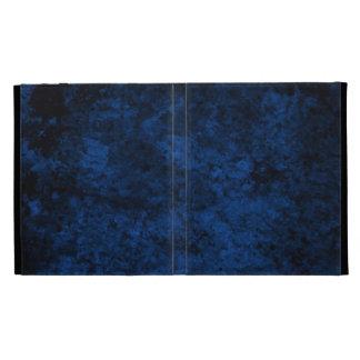 iPad #8 bleu-foncé Étuis iPad Folio