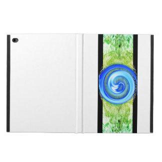 "iPad Case «Swirl """