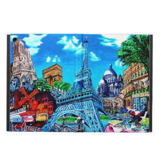 ipad de l'air Paris case