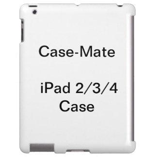 iPad personnalisé de Casemate 2, cas 3, et 4