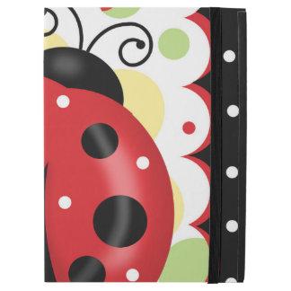 """iPad Pro 12.9"""" Case Cas d'iPad de coccinelle pro sans Kickstand"""