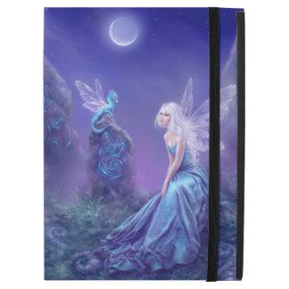 """iPad Pro 12.9"""" Case Cas luminescent d'iPad d'art de fée et de dragon"""