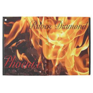 """iPad Pro 12.9"""" Case Couverture IPads d'album de Phoenix seulement"""
