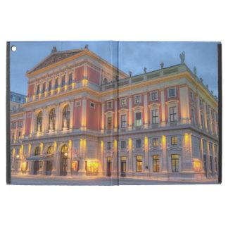 "iPad Pro 12.9"" Case Grand hall de saucisse Musikverein, Vienne,"