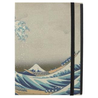 "iPad Pro 12.9"" Case Hokusai la grande vague outre de Kanagawa"