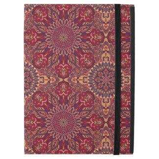 """iPad Pro 12.9"""" Case Motif floral ethnique abstrait coloré De de"""