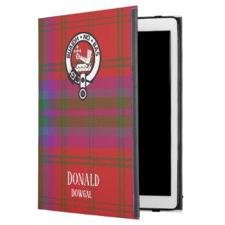 """iPad Pro 12.9"""" Case Plaid fier de MacDougall"""