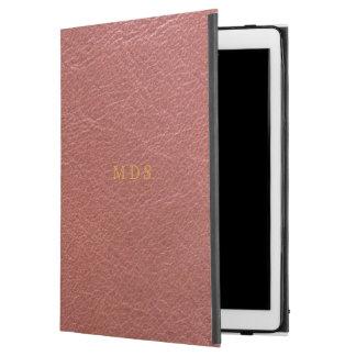 """iPad Pro 12.9"""" Case Pro caisse personnalisée d'iPad rouge sang"""