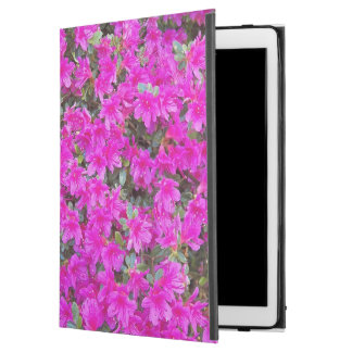 """iPad Pro 12.9"""" Case Rhododendrons roses minuscules floraux"""