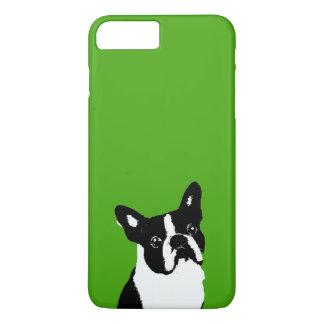 IPHONE7 VOTRE PROPRE BOSTON BULL COQUE iPhone 7 PLUS