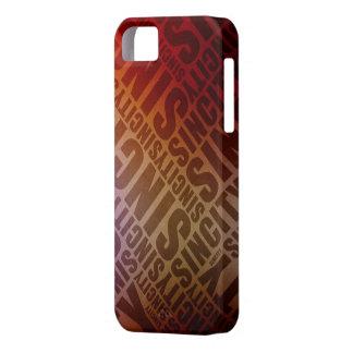 iPhone 5/5S d'Étui iPhone 5 Case
