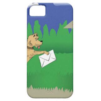 iPhone 5 Case 28dog et lettre