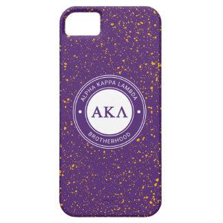 iPhone 5 Case Alpha insigne du Kappa lambda |