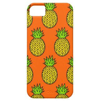 iPhone 5 Case Ananas oranges tropicaux