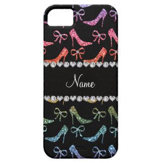iPhone 5 Case Arc lumineux nommé fait sur commande de talons