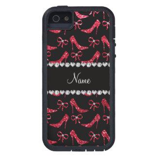 iPhone 5 Case Arc nommé fait sur commande de talons hauts de