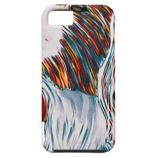 iPhone 5 Case Art de springer spaniel de Gallois