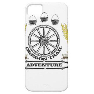 iPhone 5 Case aventure de traînée de l'Orégon