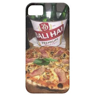 iPhone 5 Case Bière et pizza de Bali