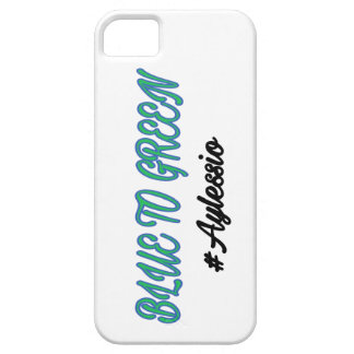 iPhone 5 Case Bleu pour verdir la caisse