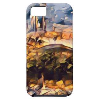 iPhone 5 Case Braises d'or