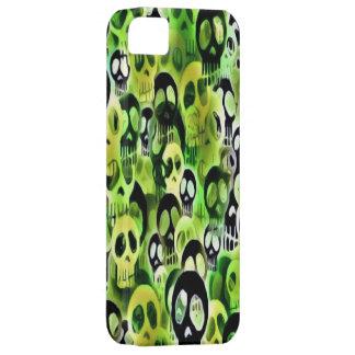 iPhone 5 Case Cas de l'iPhone 5 de crâne de Camo