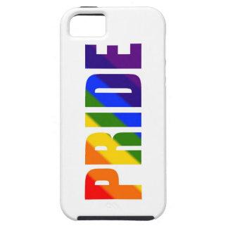 iPhone 5 Case cas de l'iPhone SE/5/5s de fierté d'arc-en-ciel