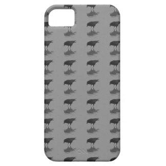 iPhone 5 Case Cas de téléphone de répétition de corneille