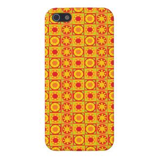 iPhone 5 Case cas heureux et lumineux de l'iphone 5s/SE